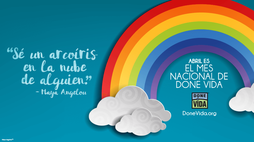 April Is National Donate Life Month Donate Life America