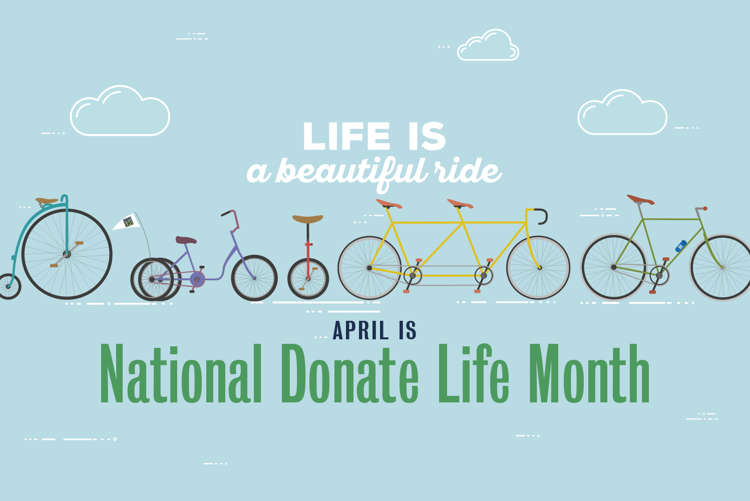 April is National Donate Life Month - Donate Life America